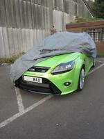 Water Resistant Breathable Small Full Car Cover To Fit Ford Fiesta Mk4