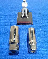 """Blue Point Bujía sockets 16 mm y 21 mm conjunto nuevo de 3/8 """"Disco vendidos por Snap On"""