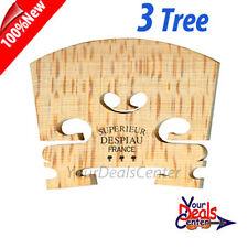 Despiau Violin Bridge 4/4 --41.5MM--3 Tree--Grade A-LOW