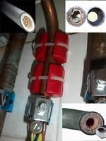 Super Condizionatore D'Acqua Magnetico Ammorbidente Anticalcare x 2 Coppia