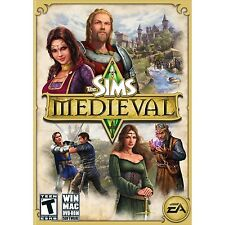 The Sims Medieval PC Games Windows 10 8 7 XP Computer the sims medieval castle