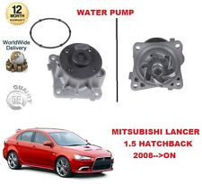 FOR MITSUBISHI LANCER 1.5 109BHP 2008-->ON WATER PUMP