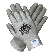 Memphis Sz XS UltraTech Dyneema Cut Resistant PU Coated Gloves Work Garden NEW