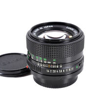 Canon Lens FD 50 mm 1:1,4 adaptierbar an digital