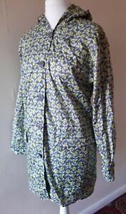 Ladies Seasalt The Pack it fold away water proof jacket rain coat size XL 18 20