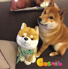 Shiba Inu Lovely Muco Itoshi no Muco Doge Dog Cosplay Doll Toy Plush 34cm Sa