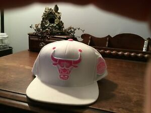 NFL Mitchell And Ness The 1993 Nba Eastern conference Chicago Bull 's Hat