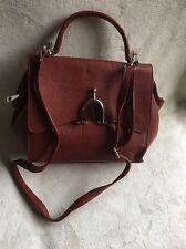 MOD ARTE leather HAND BAG PURSE satchel