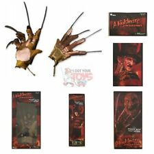 FREDDY'S GLOVE PROP REPLICA A Nightmare On Elm Street NECA 1984 Movie Version