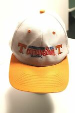 Trucker hat baseball cap University of Tennessee Cottonbowl Classic snap back