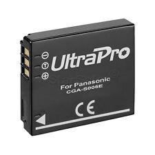 CGA-S005e CGAS005e Battery for Panasonic Lumix DMC-FX01, FX07, FX3, FX8, FX9