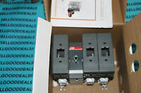ABB OS60GJ12 Fusible Disconnect Switch 60 Amps 1SCA122981R1001 New
