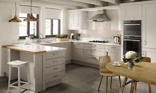 Mornington Shaker ( Second Nature) Kitchen units & doors Rigid Built Kitchens