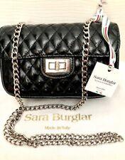 Sara Burglar Purse - Genuine Leather 'Made in Italy' - BRAND NEW!