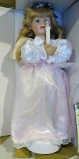 Animated Christmas Angel Limited Memories Collection Padma Corp