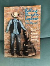 Rolling Thunder Logbook by Sam Shepard-soft cover