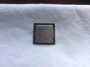 Intel I5-6500 3.20ghz Quad Core CPU