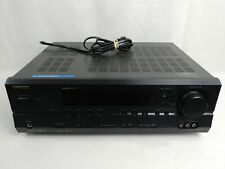 Onkyo TX SR504 7.1 Receiver 7 x 75W Bundle DTS Dolby D - Tested Working