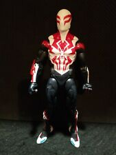 Marvel Legends 2016 2099 White Spider-Man BAF Hasbro Action Figure Toy Spiderman
