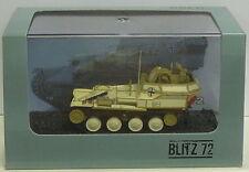 Sd.kfz.140 Flakpanzer 38 (t) Guepardo 1944, rayo 72, 1:72, modelo terminado, nuevo