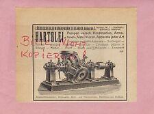 OEDERAN, Werbung 1920, Sächsische Bleiwaren-Fabrik H. Ulbrich Hartblei