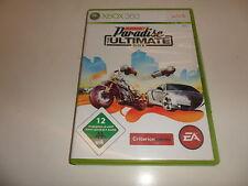 Xbox 360 Burnout: Paradise-The Ultimate Box
