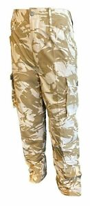 Desert Combat Trousers - Various Sizes - Used - Cadet Military Fishing Army