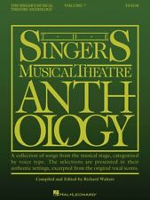 The Singer's Musical Theatre Anthology Volume 7 Tenor Book Vocal NEW 000287555