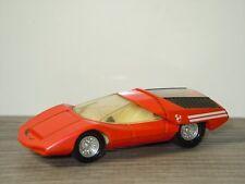 Fiat Abarth 2000 Pininfarina - Dinky Toys 1430 France 1:43 *31333