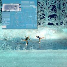 BUSCH 1225; Paysage hivernal H0 NOUVEAU & VINTAGE