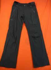 SALOMON Pantalon Sport Femme Taille 42 Fr - Noir - CLIMAWIND