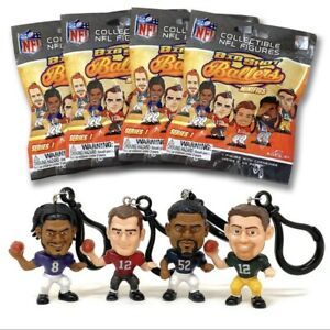 NFL Big Shot Ballers Minifigs Series 1 Collectible Figurines Mystery Bag
