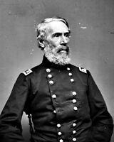 New 8x10 Civil War Photo: Union - Federal General Edwin Sumner