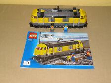 Achtung  !!!!    gelbe  LEGO  Lok   aus den Set  7939