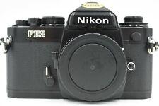 Nikon FE2 35mm SLR Film Camera (Body Only) - Black  #P5995