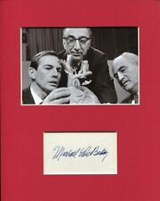 Michael DeBakey Famous Heart Surgeon Inventor Signed Autograph Photo Display