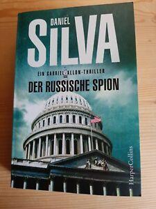 Der russische Spion von Daniel Silva (Taschenbuch)