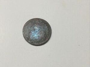 1787 connecticut  colonial copper Cent