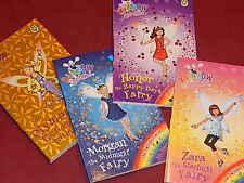 RAINBOW MAGIC - BUNDLE OF 4 BOOKS (Olympia the Games Fairy) +3 Daisy Meadows NEW