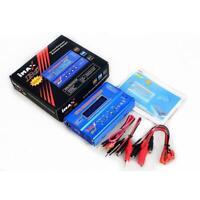 IMAX B6 Electric Lipo NiMh Li-Ion Ni-Cd RC Battery Balance Charger Discharger AU