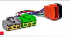 Carav 12-138 autoradio cable del adaptador ISO para volvo s40 v40 s70 v70 s60 s80