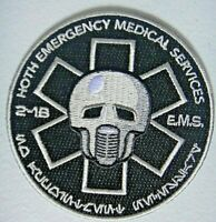Star Wars Hoth Emergency Medical Services (2-1B EMS Droid) Embroidered Patch