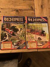 2x 012 Express Extra Press 1  und 2 , Guter Zustand