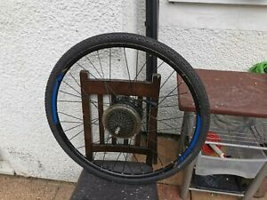 Carrera Crossfire electric Bike Wheel
