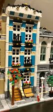 LEGO CUSTOM MODULAR BUILDING TOWN HOUSE fits with 10218 10246 10251 MOC 504