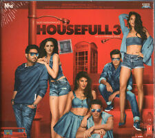 HOUSEFULL 3-Original Bollywood Bande Son CD au film avec Akshay Kumar