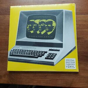 KRAFTWERK COMPUTER WORLDLP 180GM YELLOW VINYL   MINT