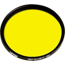Tiffen 52mm Deep Yellow #15 Filter **AUTHORIZED TIFFEN USA DEALER**