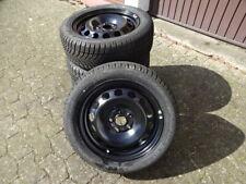 Dunlop Winterreifen 205/55R16 Original Stahlfelgen VW Golf VII DOT0714 8mm