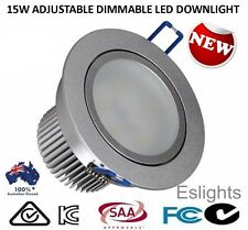 15W 5X3W 120° FROSTED CREE LED DOWNLIGHT DOWN LIGHT SAA APPROVED HOME LIGHTING